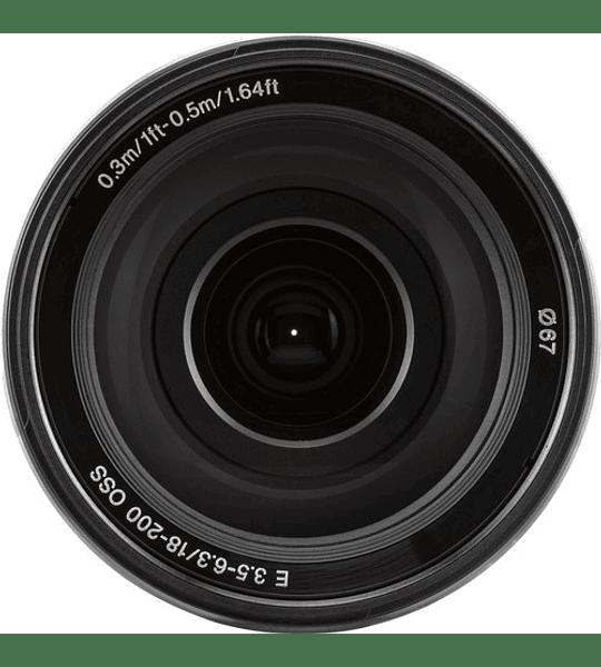 Sony 18-200mm f3.5-6.3 OSS E