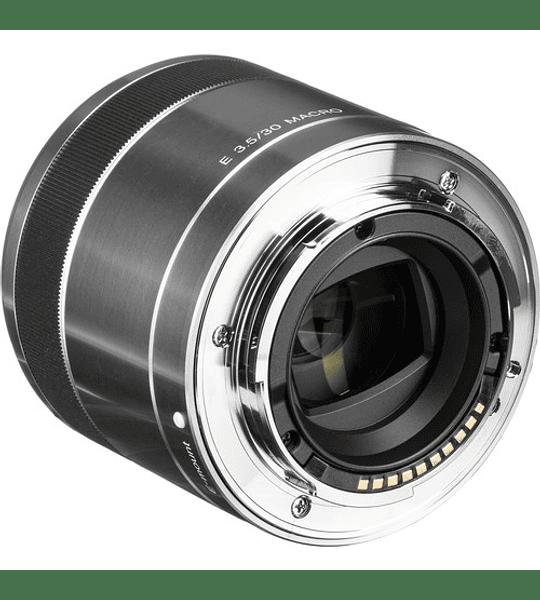 Sony 30mm f3.5 Macro E