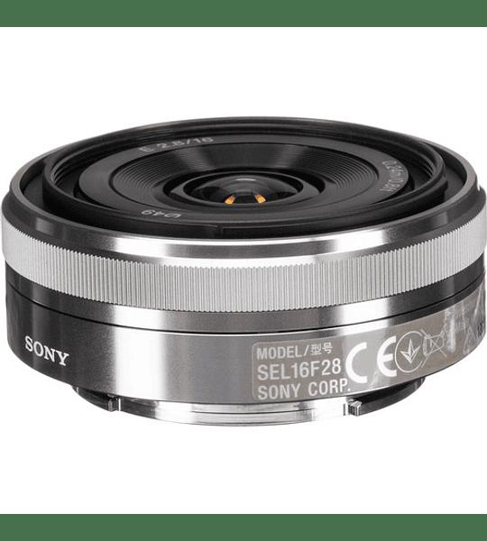 Sony 16mm f2.8 E