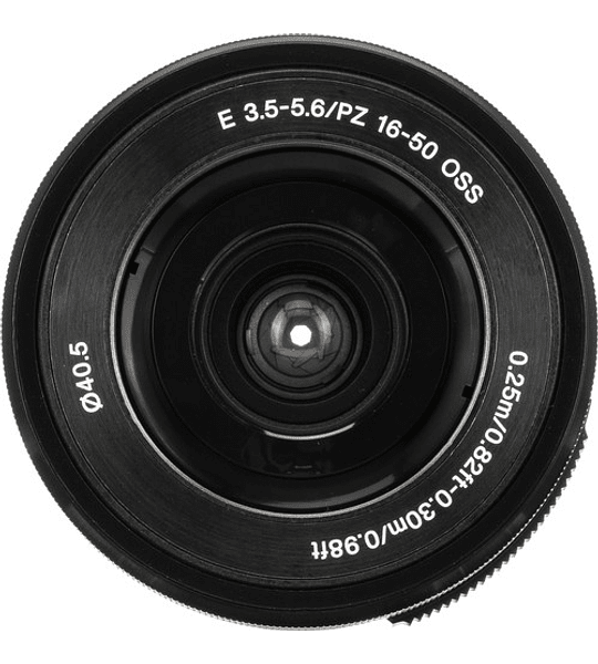 Sony 16-50mm f3.5-5.6 OSS PZ E