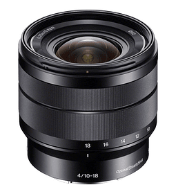 Sony 10-18mm f4 OSS E