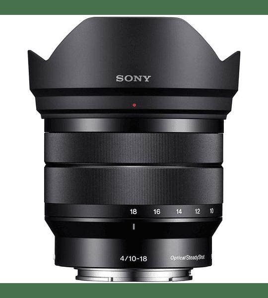 Sony 10-18mm f4 OSS E