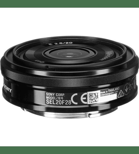 Sony 20mm f2.8 E