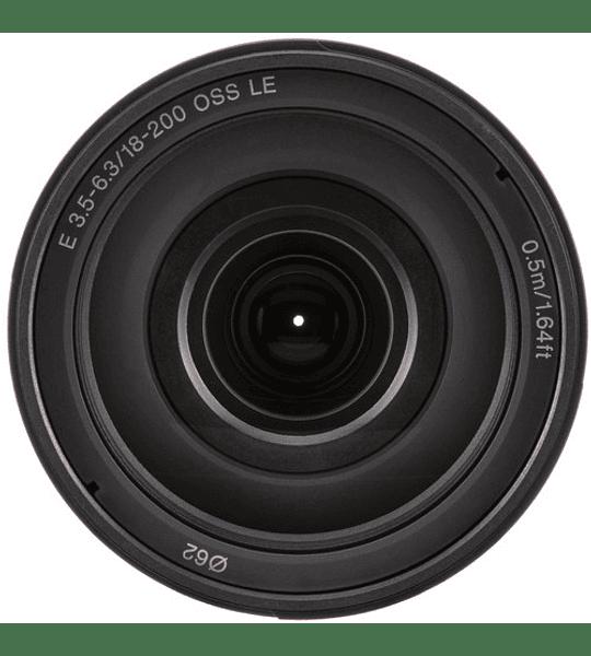 Sony 18-200mm f3.5-6.3 OSS LE
