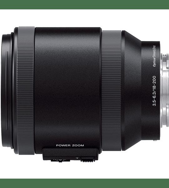 Sony 18-200mm f3.5-6.3 PZ OSS E