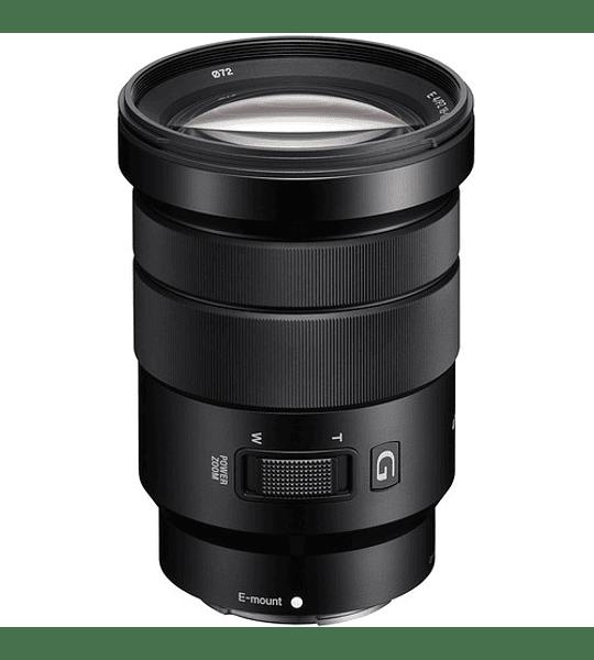 Sony G 18-105mm f4 OSS PZ E