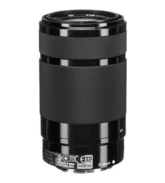 Sony 55-210mm f4.5-6.3 OSS E