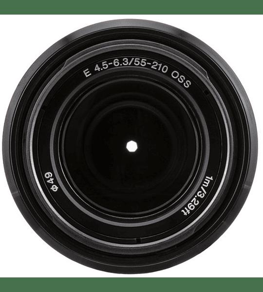 Sony 55-210mm f3.5-5.6 OSS E