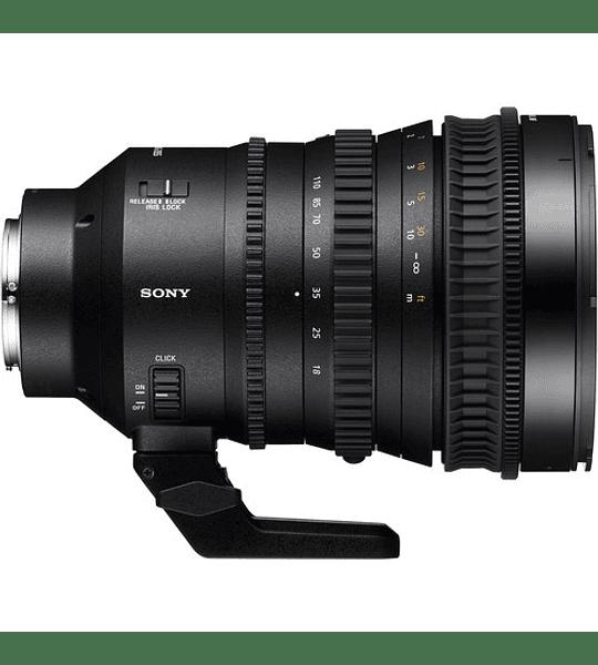 Sony 18-110mm f4 G OSS PZ E