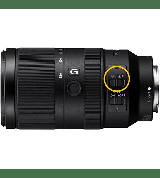 Sony G 70-350mm f4.5-4.3 OSS E