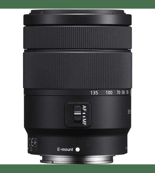 Sony 18-135mm f3.5-5.6 OSS E