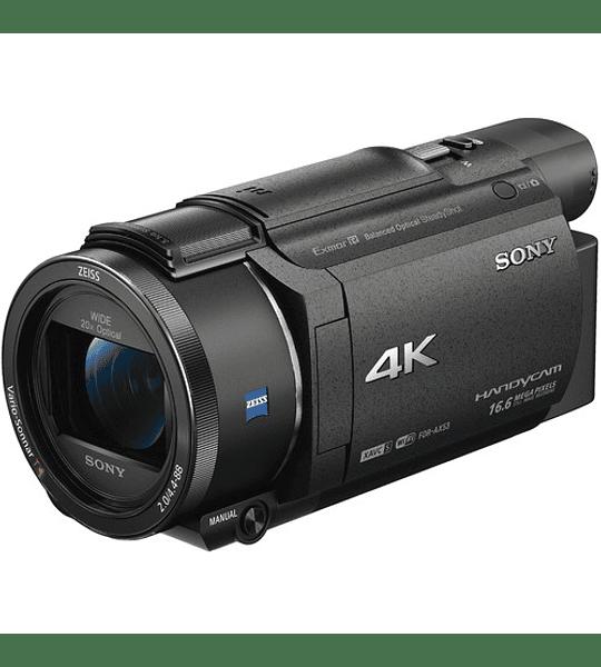 Sony AX53 4K Handycam