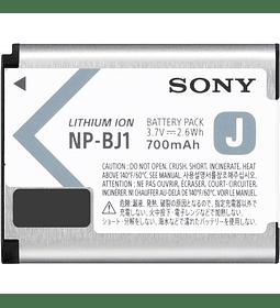 Batería recargable tipo J NP-BJ1