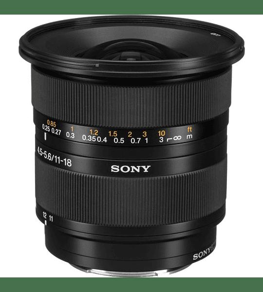 Sony A 11-18mm f4.5-5.6 AE