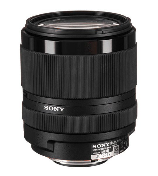 Sony A 18-135mm f3.5-5.6