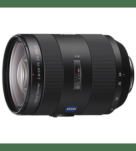 Sony A Zeiss 24-70mm f2.8 SSM II