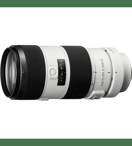 Sony A 70-200mm f2.8 G OSS SSM II