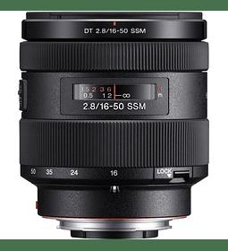 Sony A 16-50 f2.8