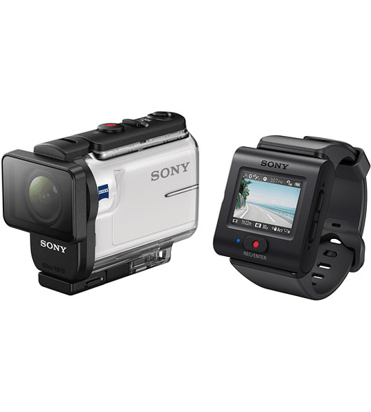 Action Cam HDR-AS300 con Wi-Fi
