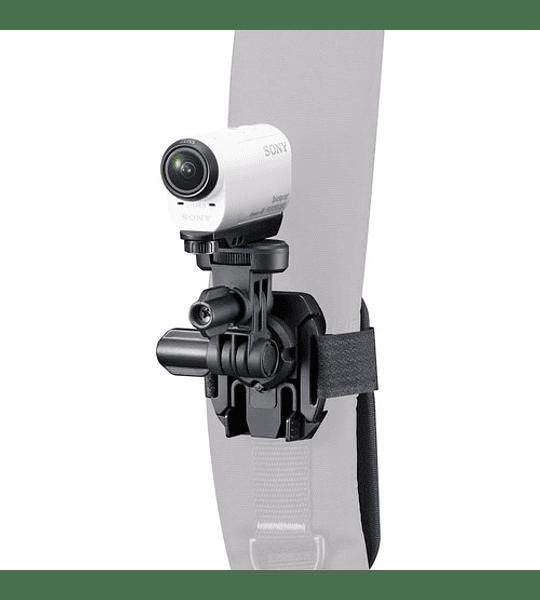Montaje de Action Cam para mochila VCT-BPM1