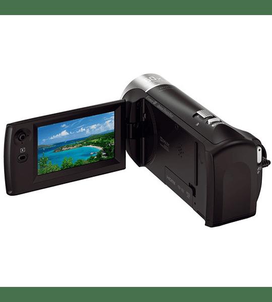 Sony Handycam CX405 con sensor Exmor R CMOS