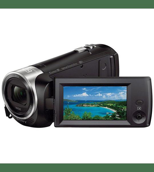 Sony Handycam CX440 con sensor Exmor R CMOS