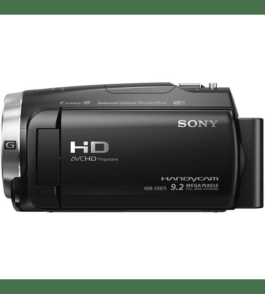 CAMARA VIDEO SONY HDR-CX675