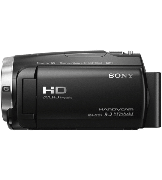 CAMARA VIDEO SONY HDR-CX675