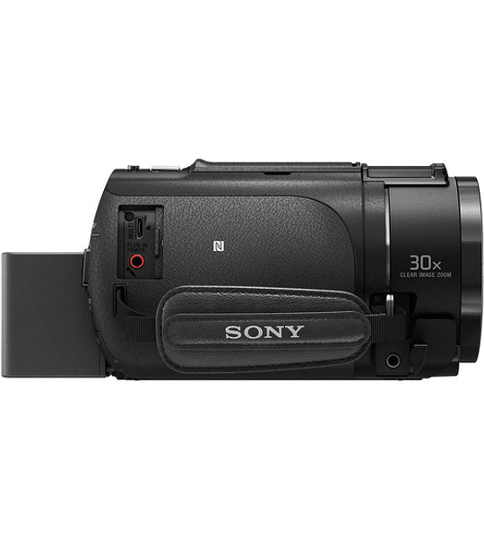 Handycam 4K AX40 con sensor Exmor R CMOS