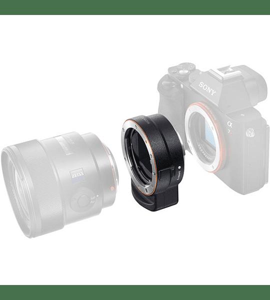 Adaptador de montura tipo A, full-frame, 35mm LA-EA3