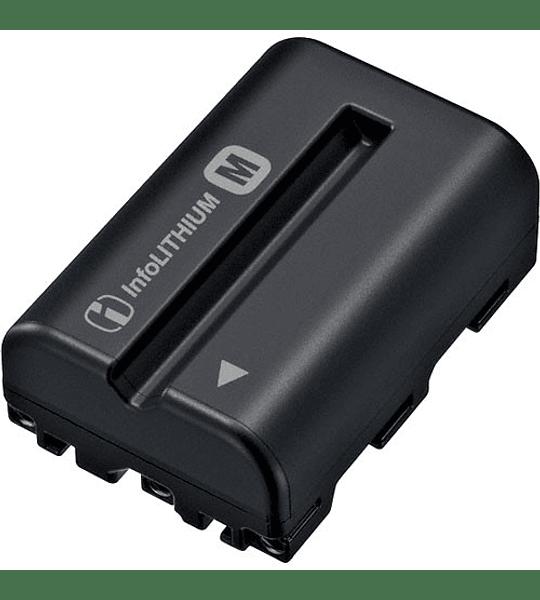 Batería recargable serie M NP-FM500H