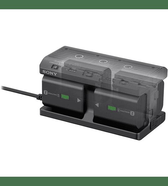 Kit adaptador para varias baterías NP-FZ100