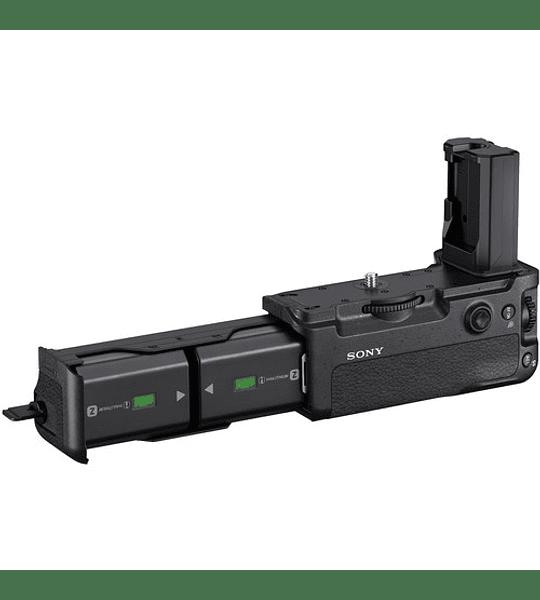 GRIP - Empuñadura vertical para las cámaras α9, α7R III y α7 III