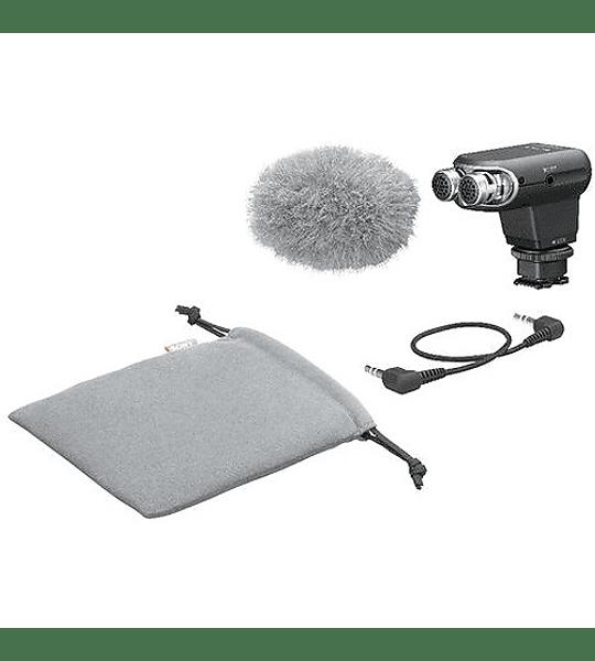Micrófono estéreo para zapata de interfaz múltiple XYST1M
