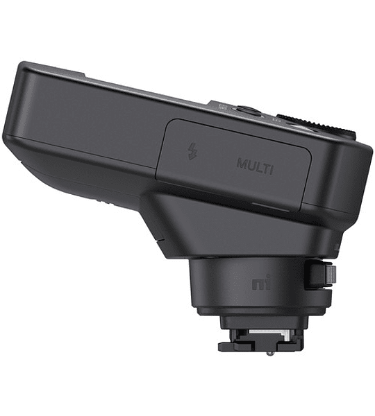 Control de radio inalambrico avanzado para Flash Sony