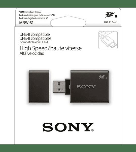 Lector de tarjetas de memoria SD UHS-II