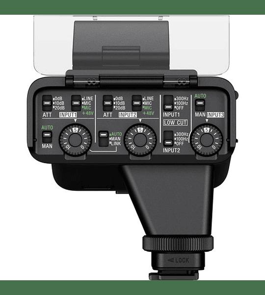 Microfono kit adaptador XLR Sony
