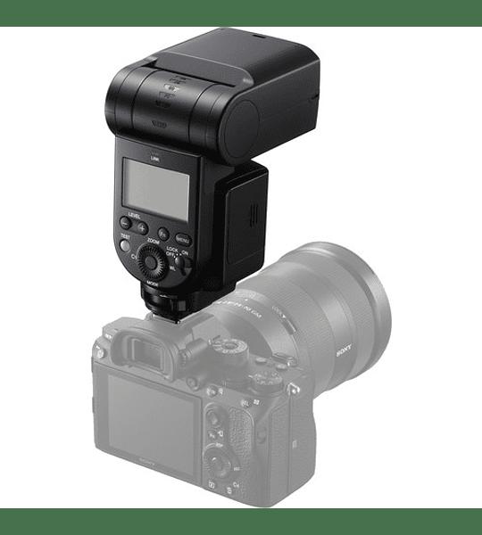 Flash externo con control inalámbrico por radio HVL-F60RM
