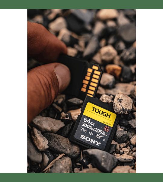 Sony Tough SD G UHS-II 32GB