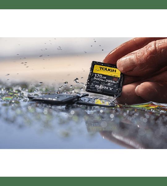 Sony Tough SD G UHS-II 128GB