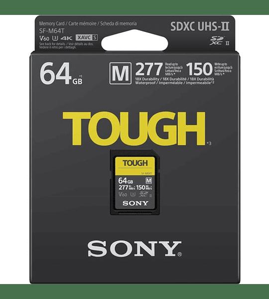 Sony Tough SD M UHS-II 64GB