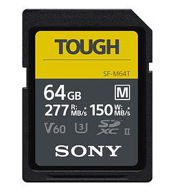 Sony Tough SD M UHS-II 64GB