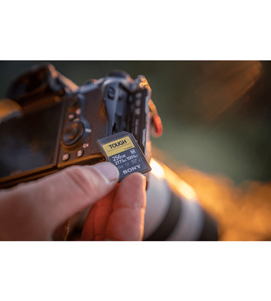 Sony Tough SD M UHS-II 128GB