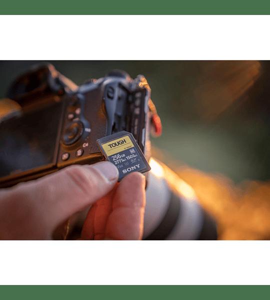 Sony Tough SD M UHS-II 256GB