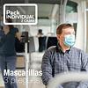 Mascarilla 3 pliegues - 2 cajas