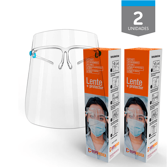 Lente + Protector - 2 unidades