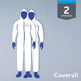 Coverall - 2 unidades