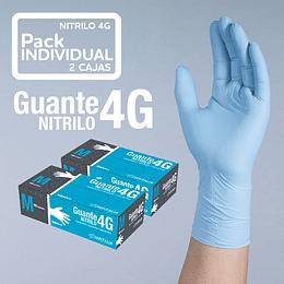 Guante de Nitrilo - 2 cajas
