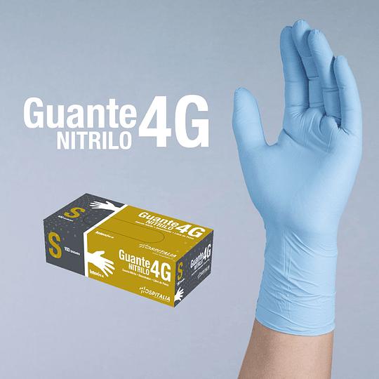 Guante de Nitrilo - 5 cajas