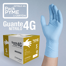Guante de Nitrilo - Cartón